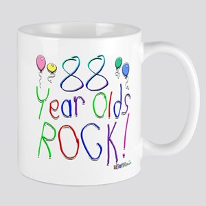 88 Year Olds Rock ! Mug
