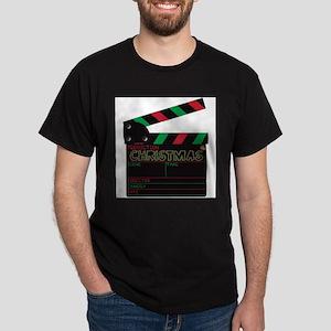Christmas Clapper Board T-Shirt