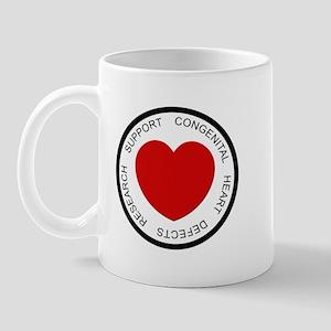 CHD SUPPORT Mug