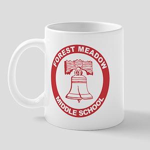 Forest Meadow Middle School Mug