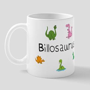 Billosaurus Mug