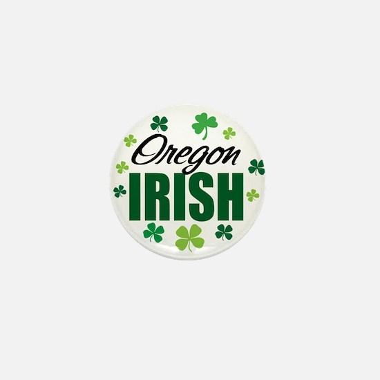 Oregon Irish Mini Button