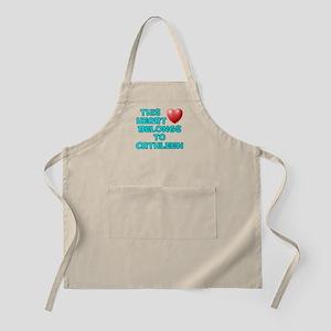 This Heart: Cathleen (E) BBQ Apron