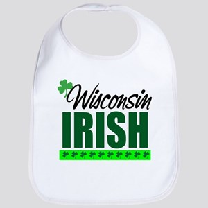 Wisconsin Irish Bib