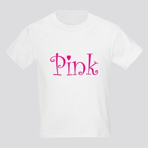 Pink Kids Light T-Shirt