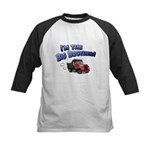I'm the Big Brother! Kids Baseball Jersey