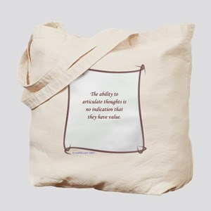 Articulating Tote Bag