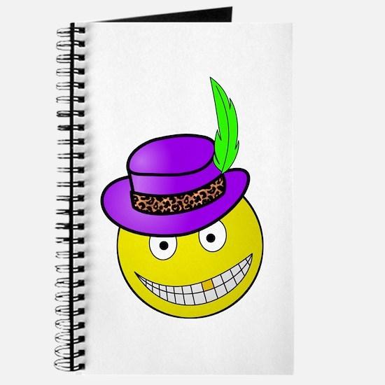 Pimp Daddy Smiley Journal