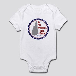 New Hampshire Primary Infant Bodysuit