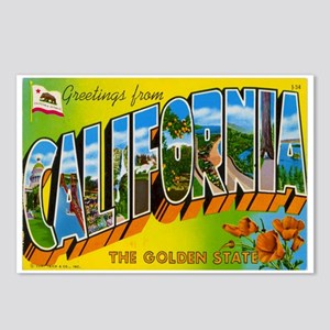 Greetings from postcards cafepress greetings from california i postcards package of m4hsunfo