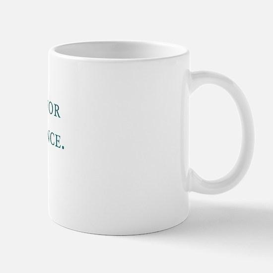 God's Last Message Mug