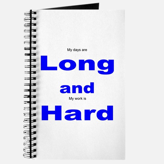 Long and Hard Journal
