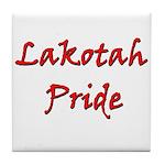 Lakotah Pride Tile Coaster