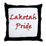 Lakotah Pride Throw Pillow