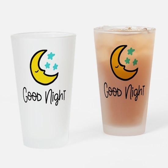 Good Night Moon Drinking Glass