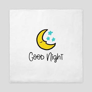 Good Night Moon Queen Duvet