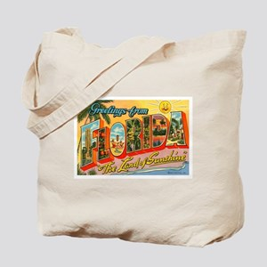 Greetings from Florida I Tote Bag