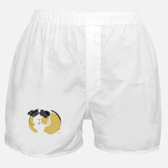 Watercolor Piggie Boxer Shorts