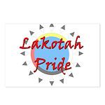Lakotah Pride Sunburst Postcards (Package of 8)