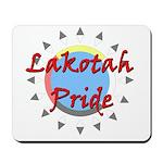 Lakotah Pride Sunburst Mousepad