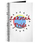 Lakotah Pride Sunburst Journal