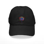 Lakotah Pride Sunburst Black Cap