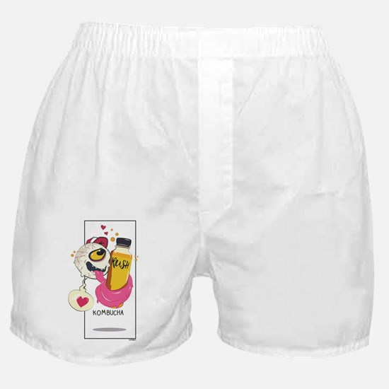 Cute Drink me Boxer Shorts