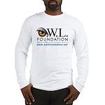 OWLLOGO-URL_10x200 Long Sleeve T-Shirt