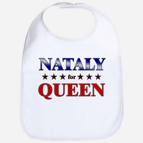 NATALY for queen Bib