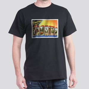 Greetings from Florida II Dark T-Shirt