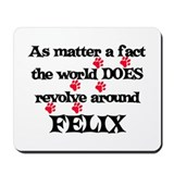 Felix the cat Classic Mousepad