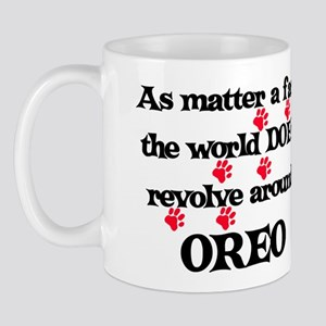 The World Revolves Around Ore Mug
