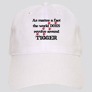 The World Revolves Around Tig Cap
