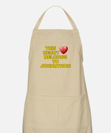 This Heart: Johnathon (D) BBQ Apron