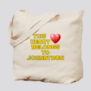 This Heart: Johnathon (D) Tote Bag