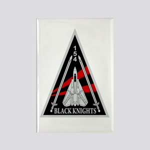 VF-154 Black Knights Rectangle Magnet