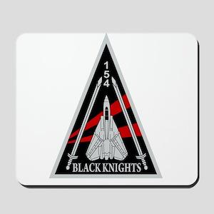 VF-154 Black Knights Mousepad
