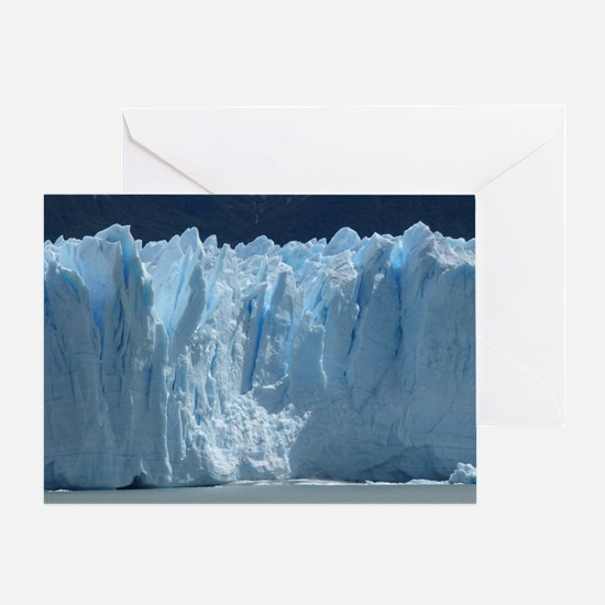 Unique Iced earth Greeting Card