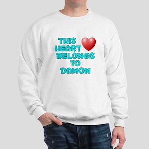 This Heart: Damon (E) Sweatshirt