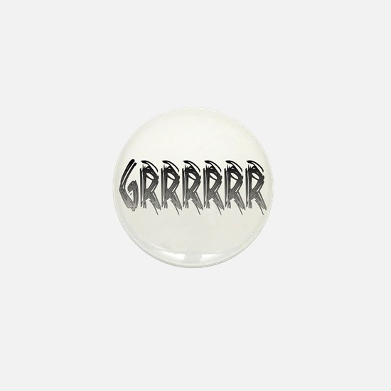 GRRRR2 Mini Button