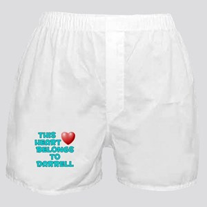 This Heart: Darrell (E) Boxer Shorts