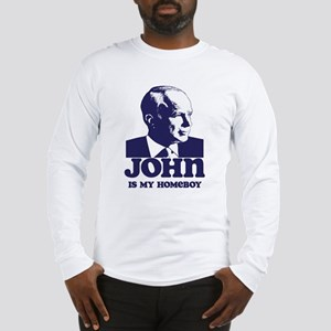 John is My Homeboy Long Sleeve T-Shirt