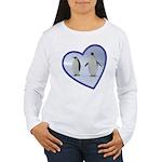 Emperor Penguin Women's Long Sleeve T-Shirt