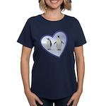 Emperor Penguin Women's Dark T-Shirt
