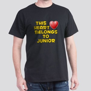 This Heart: Junior (D) Dark T-Shirt