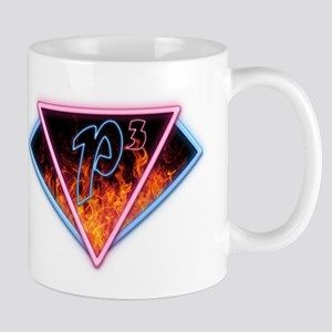 Charmed P3 Logo Flames L Mugs