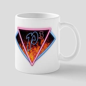 Charmed P3 Logo Flames L Mugs
