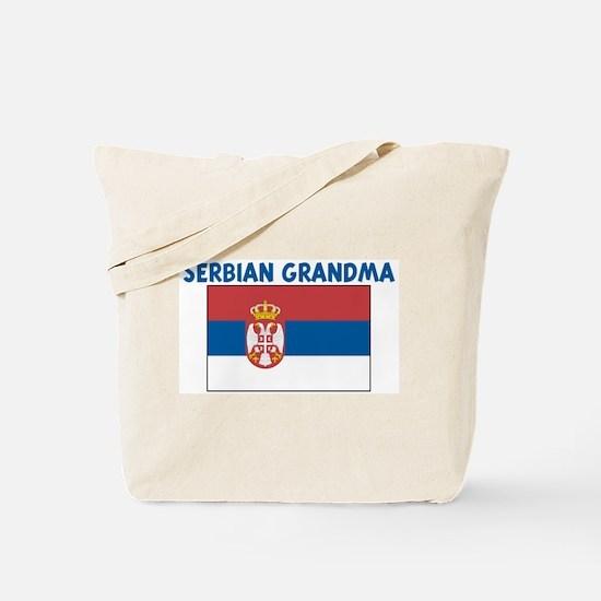 SERBIAN GRANDMA Tote Bag