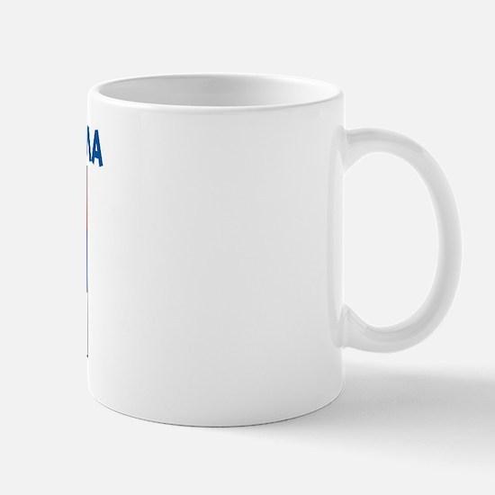 SERBIAN GRANDMA Mug