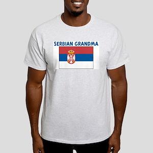 SERBIAN GRANDMA Light T-Shirt